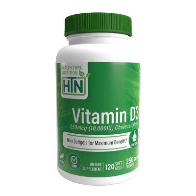 Vitamin d3 cps 10000 iu a120