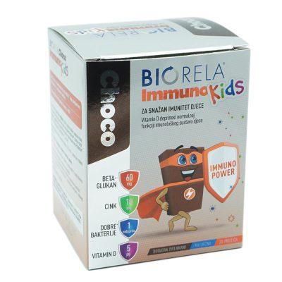 Biorela choco immuno kids a20