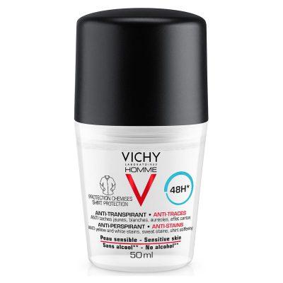 Vichy deo roll on men 48h bez tragova 50ml