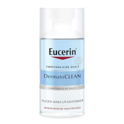 Eucerin dermatoclean odstranjivač šminke oko očiju 125ml