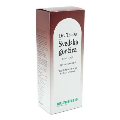Dr.theiss šveds.gorčica eliks.100 ml