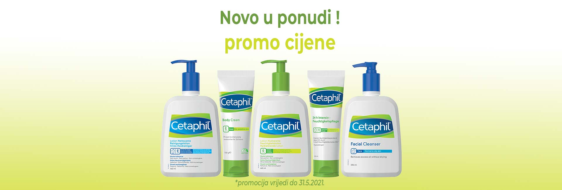 cetaphil -10% do 31.5.2021.