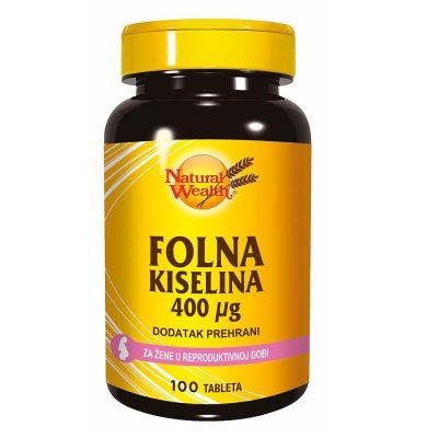 N.w. folna kiselina 100s
