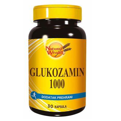 N.w. glukozamin 1000 a30