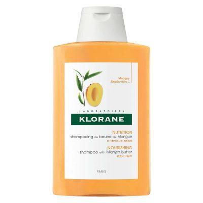 Klorane šampon za suhu i oštećenu kosu 200ml