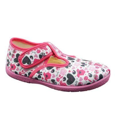 Vesna dječja papuča