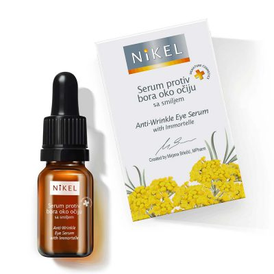 Nikel serum za oko očiju smilje 10ml