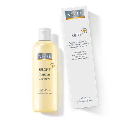 Nikel sebofit šampon 200ml