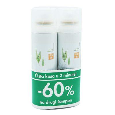 Klorane duo zob šamp suho pranje(-60% na drugi)