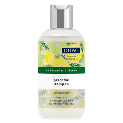 Olival šampon ružmarin i limun 250ml