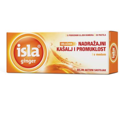 Isla ginger pastile a30