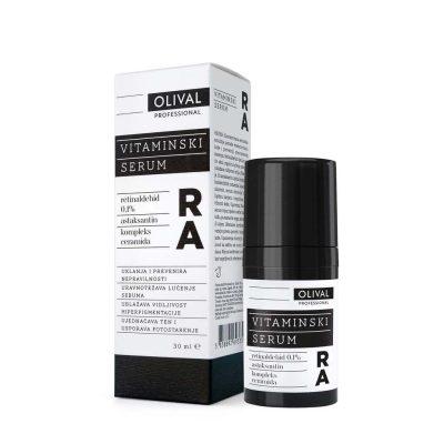 Olival vitaminski ra serum 30ml