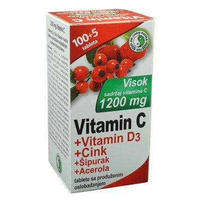 Vitamin c+d3+cink+acerola tbl a105