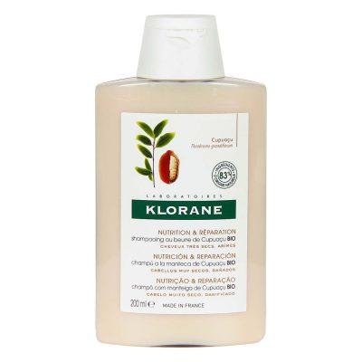 Klorane cupuacu šampon 200ml