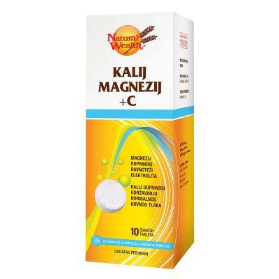 N.w. kalij magnezij c a10 šum.tbl.