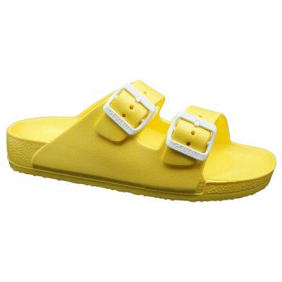 Grubin gumena papuča dva remena