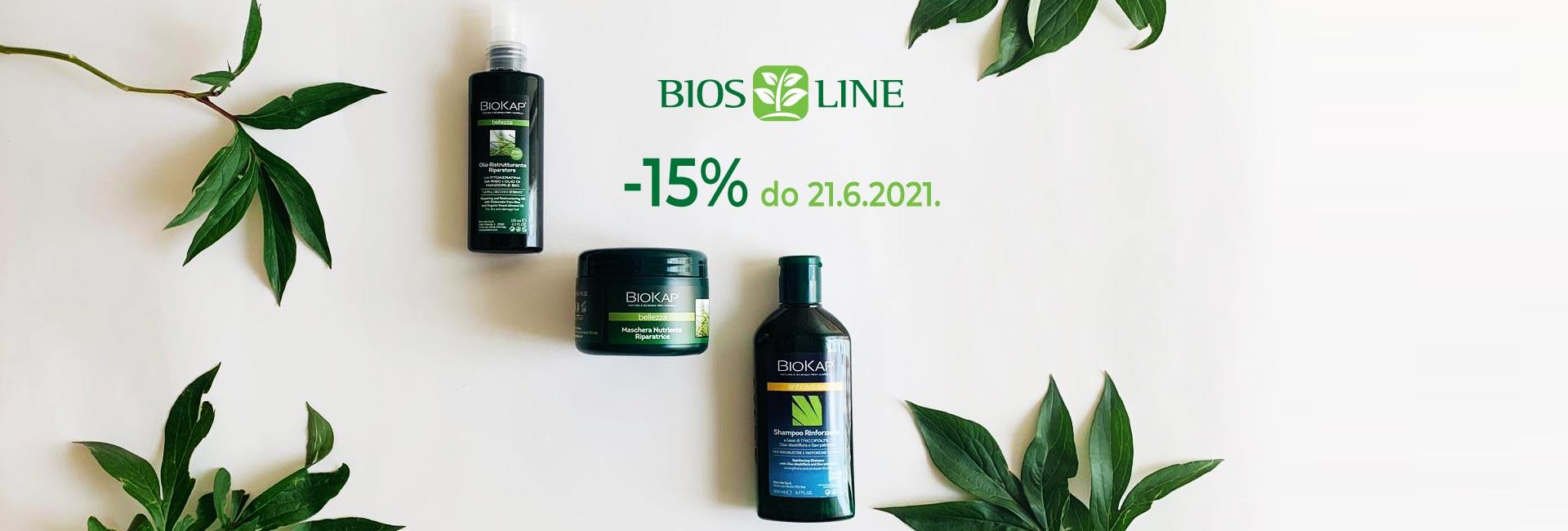 biosline -15% do 21.6.21.