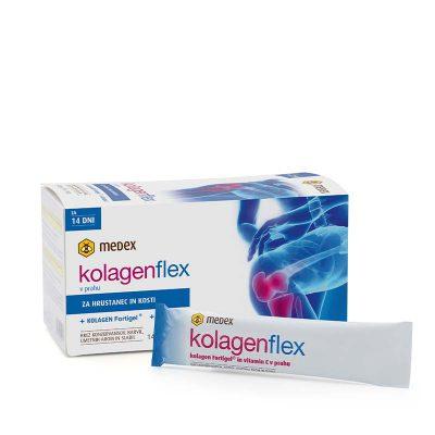 Medex kolagenflex prašak 14x10g