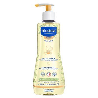 Mustela ulje za kupanje za suhu kožu 500ml