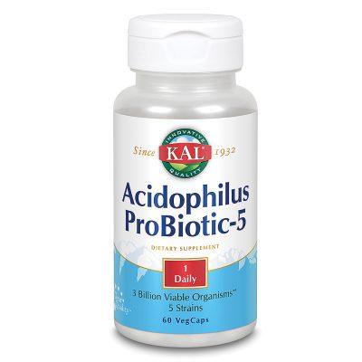 Kal acidophilus probiotic cps a60