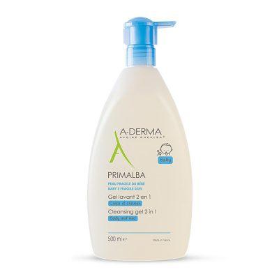 Aderma primalba gel za čišćenje 2u1  500ml
