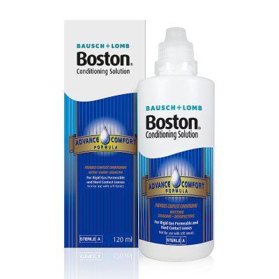 Boston otopina za tvrde leće 120ml