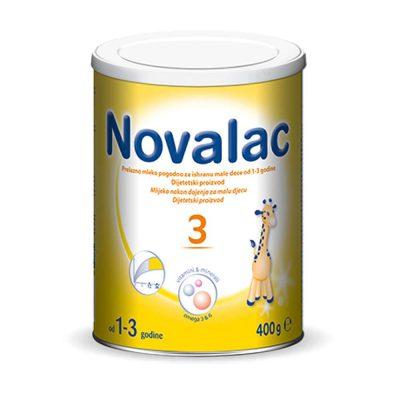 Novalac 3 vanilija 400g