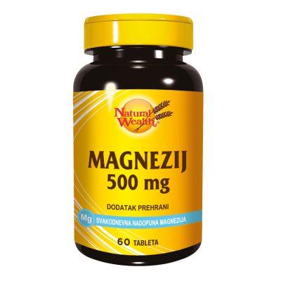 N.w.magnezij 500mg