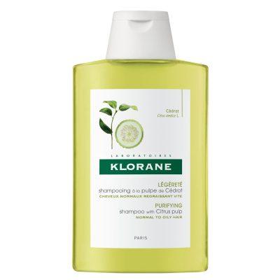 Klorane revitalizirajući šampon sa ekstraktom citrusa 200ml