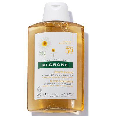 Klorane šampon kamilica za svijetlu kosu 200ml