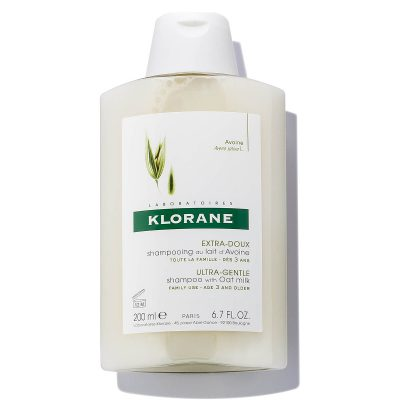 Klorane šampon za često pranje kose zob 200ml
