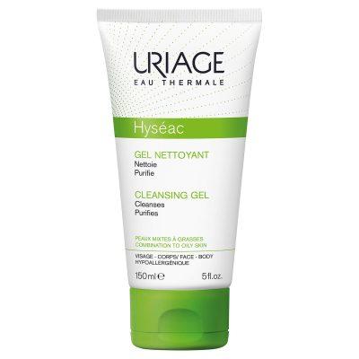 Uriage hyseac gel za pranje 150ml