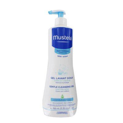 Mustela dermatološki gel za kupanje 750ml