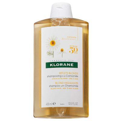 Klorane šampon kamilica za svijetlu kosu 400 ml
