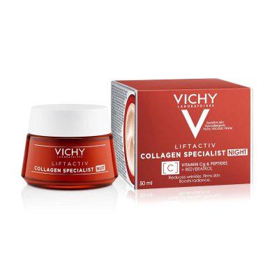 Vichy liftactiv collagen noćna krema 50ml