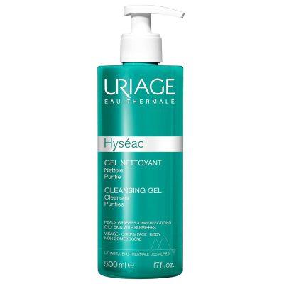 Uriage hyseac gel za pranje 500ml