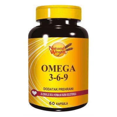 N.w. omega 3-6-9 60 s